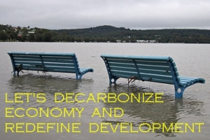 GLOBAL WARMING decarbonize