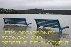 GLOBAL WARMING decarbonize