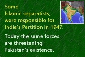india partition separatists