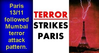 Paris vs Mumbai terror attacks