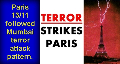 Paris vs Mumbai terror attacks