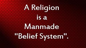 religion belief system