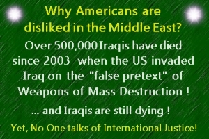 US Iraq invasion