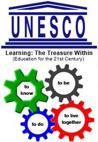 UNESCO has defined education in a universal way.
