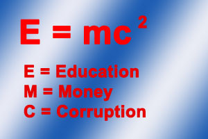 corruption in education system in india Essay on corruption problem in india, speech on corruption problem, paragraph on corruption problem, short note on corruption problem.