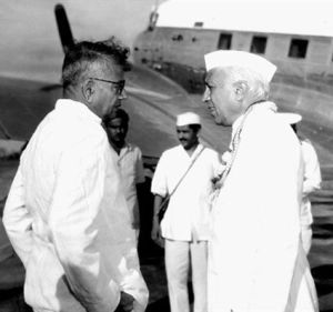 Nehru and TTK