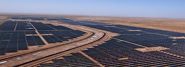 Charanka Solar Park, Gujarat