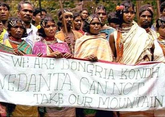 INDIAN TRIBALS: Tribal Displacement in the Name of Development