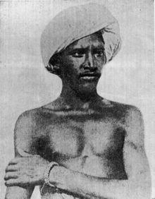 Legendary Birsa Munda