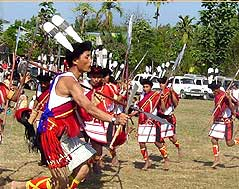 Wonderful tribes of North Eastern India