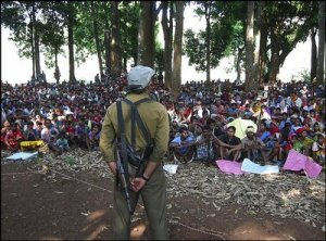 Maoists want communist rule in India