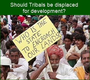 Poor implementation of PESA Act is not protecting tribals from displacement