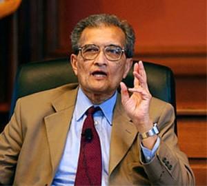 The 1998 Nobel Laureate, Professor Amartya Sen