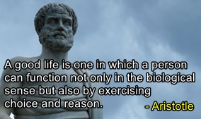 The capability approach is founded on the ancient wisdom of philosophers.