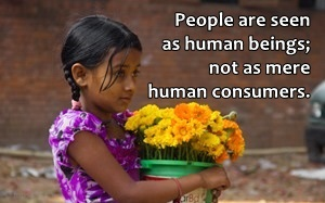 people are humans beings