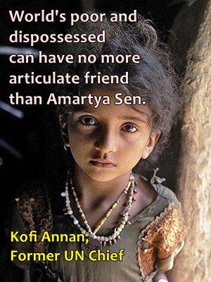 poors friend amartya sen