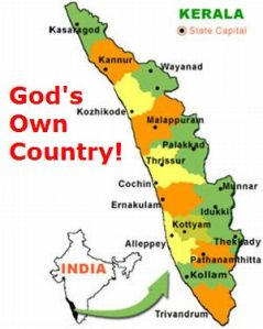 Kerala: God's own Country!