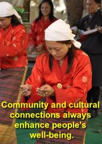 community and culture