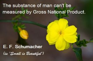 substance of man, Schumacher