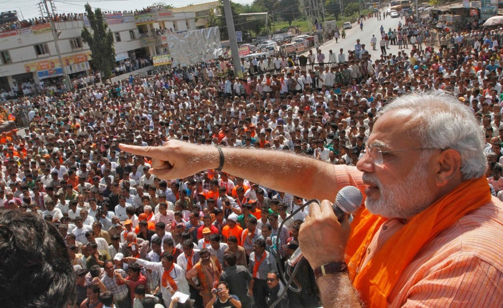 Modi's victory in 2014 Loksabha has changed political discourse of India.