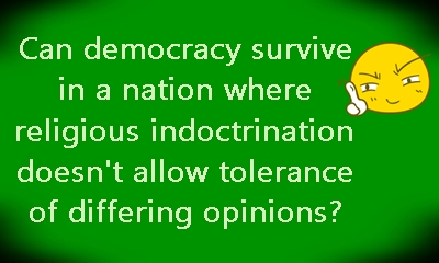 pak and democracy