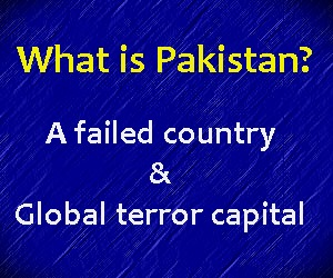 what is Pak failed country