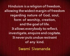 hinduism sivananda