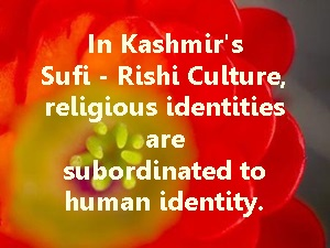 Sufi-Rishi Culture of Kashmir