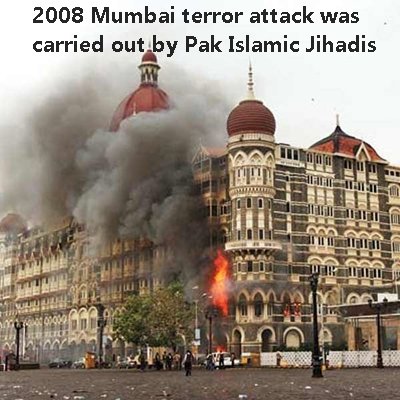 mumbai-attack by Islamic Jihadis