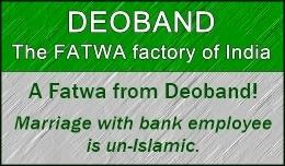 deoband fatwa factory