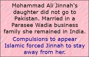 Jinnah daughter