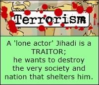 lone actor jihadi