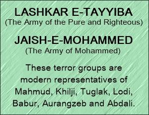 Modern terror groups
