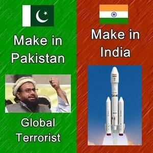 make in Indo-Pak