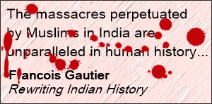Muslim massacre in India