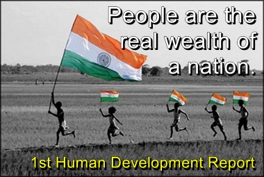 people are real wealth