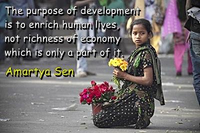 sen purpose of development