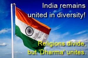 united in diversity