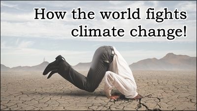 world fights climate change
