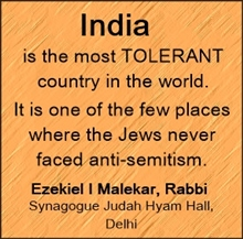 India is a very tolerant nation