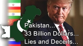 President Trump called Pakistan Liar