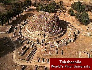 Ancient India was highly advanced spiritually and economically