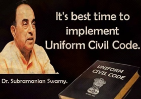 uniform civil code is still pending in India