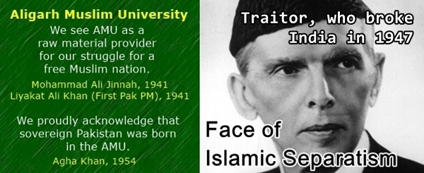 Jinnah, with un-Islamic lifestyle, broke India in the name of Islam.