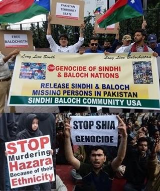 Atrocities on minorities in Pakistan is common