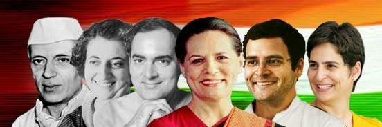 Nehru Indira dynasty is a serious distortion in Indian democracy