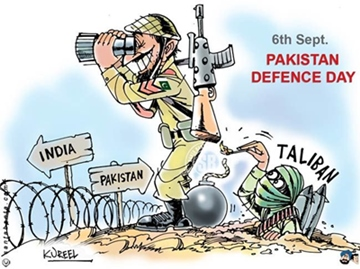 Pak terrorists are now eating away Pakistan