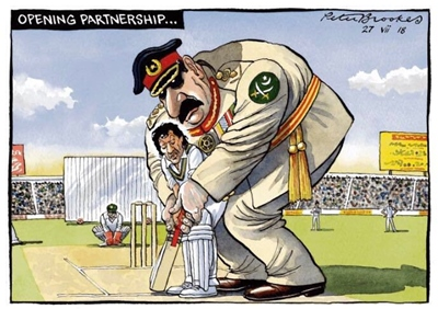 Imran Khan - Face of Army or face of people?