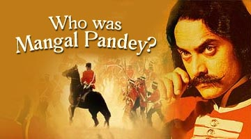 Mangal Pandey, Spark of the 1857 Revolt