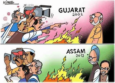 secular riots of India